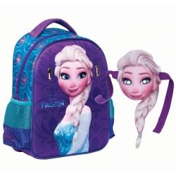 Frozen Sisters Elsa Backpack 31 CM