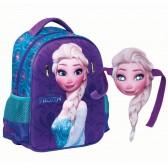 Sac à dos maternelle La reine des neiges Elsa 31 CM - Cartable