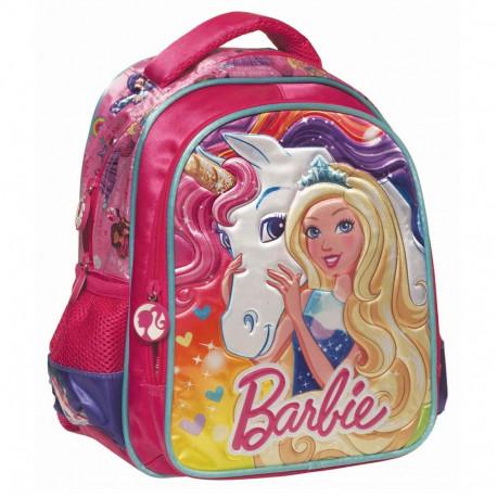 Sac dos barbie maternelle 31 cm licorne - Barbie licorne ...