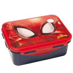 Box lunch Spiderman 17 CM