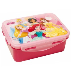 Boite gouter Princesse Disney 17 CM