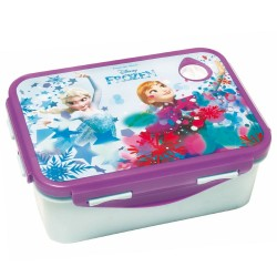 Box lunch the 17 CM - Frozen snow Queen
