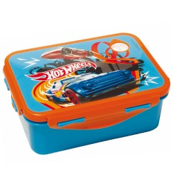 Box lunch Hot Wheels 17 CM