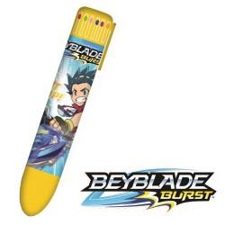 Penna 6 colori Beyblade Burst
