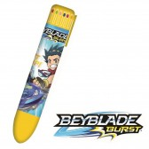 Stylo 6 couleurs Beyblade Burst