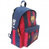Mochila escolar negra FC Barcelona Borne 40 CM