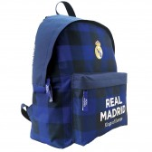 Backpack blue Real Madrid Terminal 40 CM