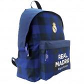 Mochila escolar Azul Real Madrid Borne 40 CM