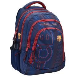 FC Barcelona Historia 45 CM Mochila Top Range - 3 cpt - FCB