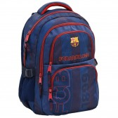 Sac à dos FC Barcelone History 45 CM Haut de Gamme - 2 cpt - FCB