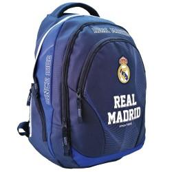 Sac à dos Real Madrid Basic 45 CM Haut de Gamme - 2 Cpt