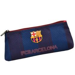 Flache FC Barcelona Geschichte 21 CM - FCB Bausatz