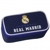 Trousse Real Madrid Blue 22 CM - Gros Volume