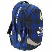 Real Madrid ergonomico 45 CM di qualità - 2 cpt zaino