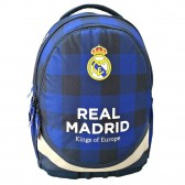 Real Madrid ergonomische 45 CM Premium - 2 cpt-Rucksack