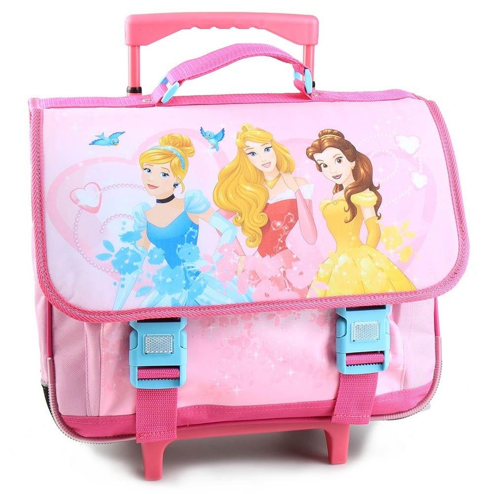rucksack mit r dern disney princess pink 41 cm high end. Black Bedroom Furniture Sets. Home Design Ideas
