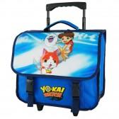 Backpack skateboard Youkai Watch Blue 38 CM Trolley high-end