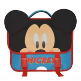 Cartable Mickey bleu 35 CM