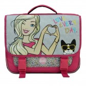 Cartable Barbie 38 CM Rose