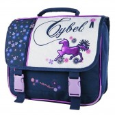 Cartable Cheval Cybel 38 CM Marne
