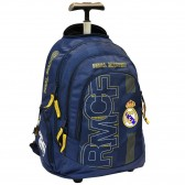 Bag on wheels 53 CM Real Madrid top of range - 2 cpt - Binder Trolley History