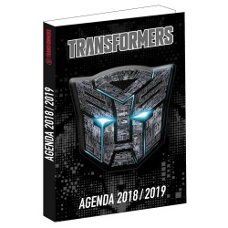 Agenda Transformers Optimus Noir 17 CM