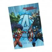 Agenda Avengers bleu 17 CM