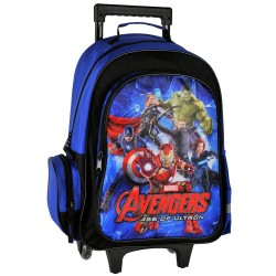 Sac à roulettes Avengers 44 CM Ultron - Cartable