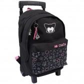 Backpack skateboard 45 CM Smiley Spring high-end - 3 cpt - Binder