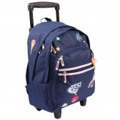 Backpack skateboard 41 CM Chacha Sparkling high-end - 2 cpt - Binder