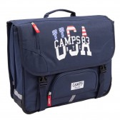 Cartable Superman Camps USA 41 CM Haut de gamme