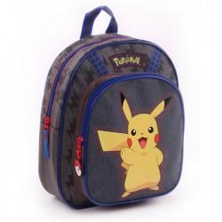 31 CM Pokemon Pika Pika nativa - escuela bolso mochila