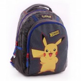 Sac à dos 35 CM Pokemon Pika Pika maternelle - Cartable