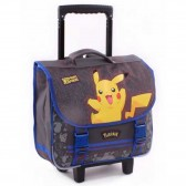 Schoolbag 38 CM Pokemon Stronger high-end skateboards