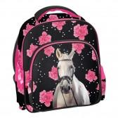 Flower 40 CM - 2 Cpt horse backpack