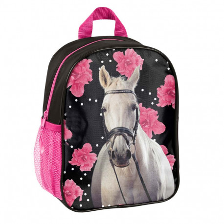 Horse Flower 32 native CM backpack