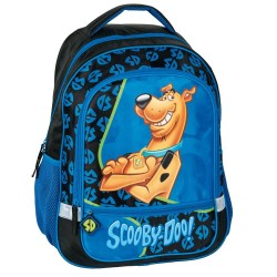 Sac à dos Scoubidou Bleu 40 CM - Scooby doo
