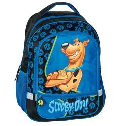Scoubidou blue 40 CM - Scooby doo backpack