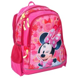 Sac à dos Minnie Happy Girl 42 CM - 2 Cpt