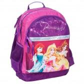 Sac à dos Princesse Disney 42 CM Violet - 2 Cpt