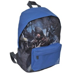 Backpack Terminal Assassin's Creed blue 40 CM