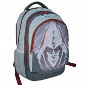 Sac à dos Assassin's Creed 45 CM - 2 Cpt