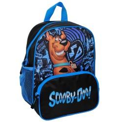 Azul Scoubidou 29 CM materno - Scooby doo mochila
