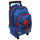 Sac à roulettes 45 CM Spiderman Ultimate Haut de gamme Trolley - Cartable