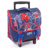 Binder wielen Trolley 38 CM high-end Spiderman