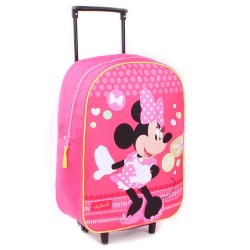Sac à roulettes Minnie Dreams 39 CM - Cartable