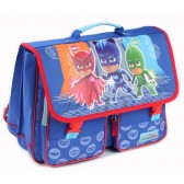 Binder Spiderman blauw Power 38 CM