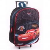 Sac à roulettes Cars Disney Fast 39 CM - Cartable