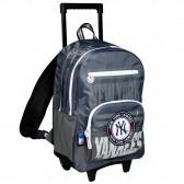 Sac à dos à roulettes 45 CM New York Yankees MME Haut de gamme