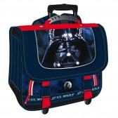 Cartable à roulettes Star Wars Black Vador 41 CM Haut de Gamme